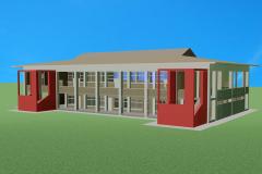 New Hall Plans